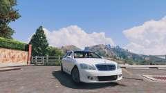 Mercedes-Benz S-Class W221 v0.5.3