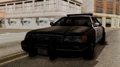 Ford Crown Victoria LP v2 LSPD para GTA San Andreas