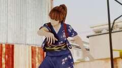 DOA 5 Kasumi Kimono para GTA San Andreas