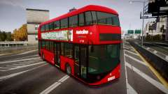 Wrightbus New Routemaster Metroline