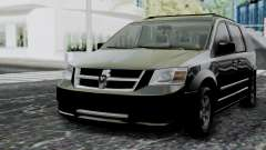 Dodge Grand Caravan 2010 para GTA San Andreas