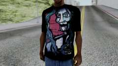 Shirt from Jeff Hardy v2 para GTA San Andreas