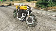 Honda CB 1800 Cafe Racer Paint