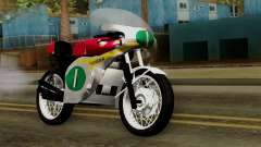 Honda RC166 v2.0 World GP 250 CC para GTA San Andreas