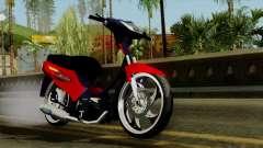 Gilera Smash para GTA San Andreas