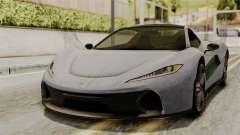 GTA 5 Progen T20 SA Style para GTA San Andreas