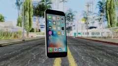 iPhone 6S Space Grey para GTA San Andreas
