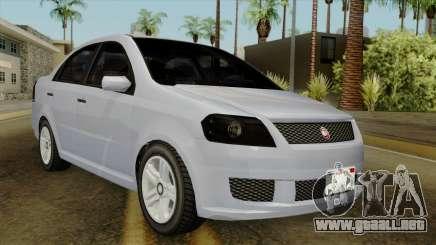 GTA 5 Asea DeClasse v2 IVF para GTA San Andreas