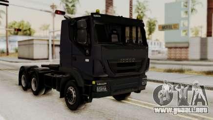 Volvo Truck from ETS 2 para GTA San Andreas