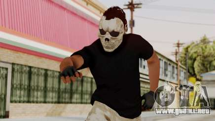 Skin DLC Ultimo Equipo En Pie para GTA San Andreas