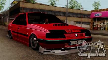 Peugeot 405 Full Sport para GTA San Andreas