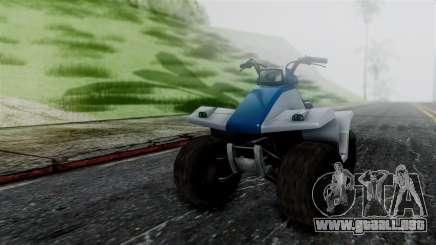 Updated Quad para GTA San Andreas