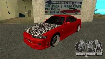 Nissan Skyline R33 Fairlady para GTA San Andreas