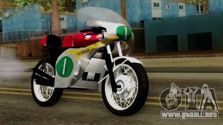Honda RC166 v2.0 World GP 250 CC para GTA San Andreas
