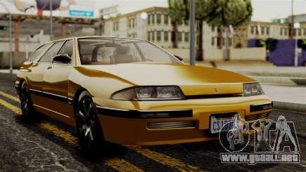 GTA 5 Zirconium Stratum IVF para GTA San Andreas