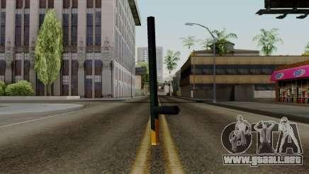 Brasileiro Night Stick v2 para GTA San Andreas
