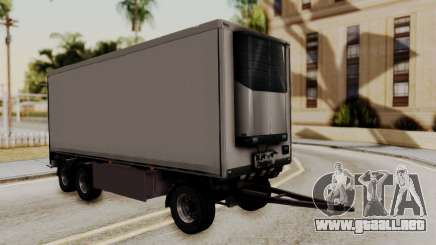 Cooliner Trailer from ETS 2 para GTA San Andreas