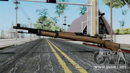 Kar98k from Battlefield 1942 para GTA San Andreas