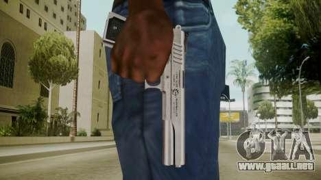 Atmosphere Colt 45 v4.3 para GTA San Andreas tercera pantalla