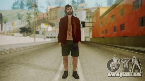 Swmotr2 HD para GTA San Andreas segunda pantalla