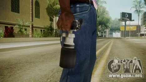 Atmosphere Camera v4.3 para GTA San Andreas tercera pantalla