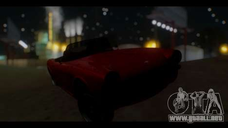 EnbTi Graphics v2 0.248 para GTA San Andreas séptima pantalla