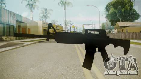 Atmosphere M4 v4.3 para GTA San Andreas