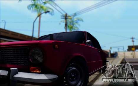 VAZ 2101 V1 para vista lateral GTA San Andreas