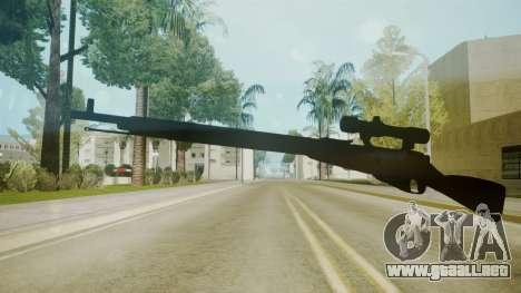 Atmosphere Sniper Rifle v4.3 para GTA San Andreas