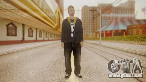 GTA Online Skin Random 1 para GTA San Andreas segunda pantalla