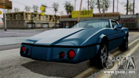 Banshee from Vice City Stories para la visión correcta GTA San Andreas
