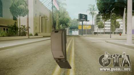 Atmosphere Cell Phone v4.3 para GTA San Andreas segunda pantalla
