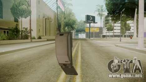 Atmosphere Cell Phone v4.3 para GTA San Andreas segunda pantalla