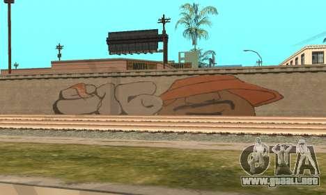 HooverTags para GTA San Andreas tercera pantalla