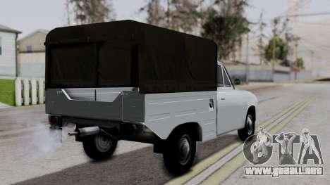Syrena R20 v1.0 para GTA San Andreas left