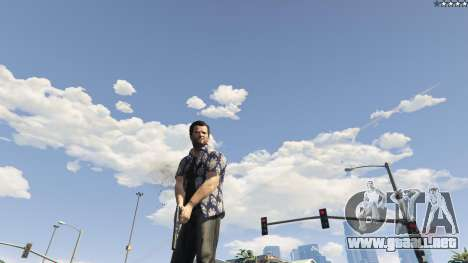 GTA 5 Forced First Person Aim 1.0.6 quinta captura de pantalla