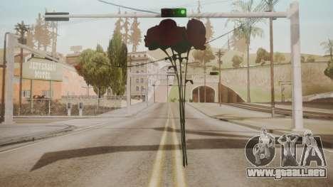 Atmosphere Flowers v4.3 para GTA San Andreas tercera pantalla