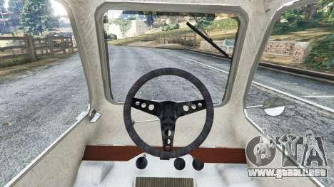 GTA 5 Peel P50 vista lateral derecha