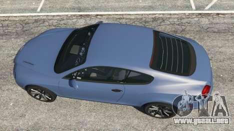 GTA 5 Bentley Continental Supersports [Beta2] vista trasera