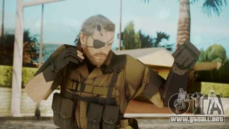 Venom Snake Other Arm para GTA San Andreas