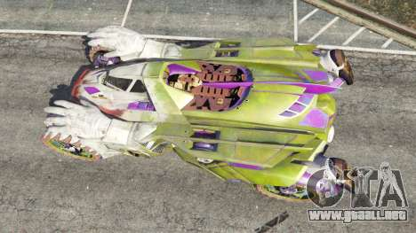 GTA 5 Jokerfield [Beta] vista trasera