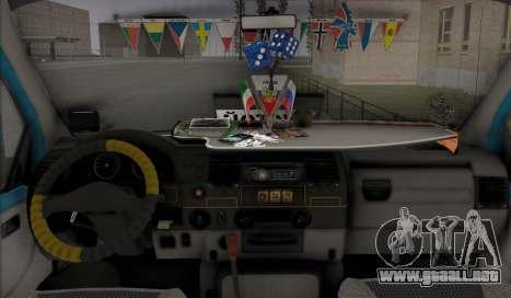 GAZelle 33023 Agricultor para visión interna GTA San Andreas