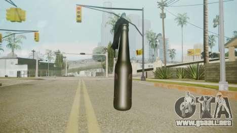 Atmosphere Molotov Cocktail v4.3 para GTA San Andreas segunda pantalla