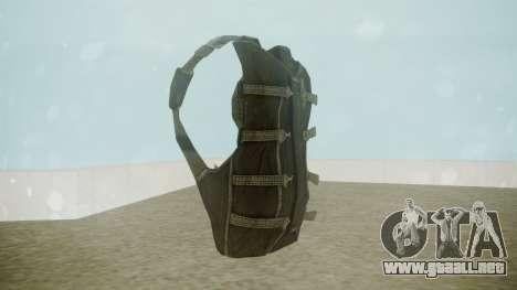 Atmosphere Parachute v4.3 para GTA San Andreas tercera pantalla