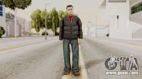 Bmyst CR Style para GTA San Andreas segunda pantalla
