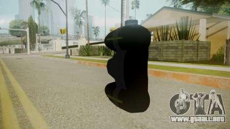 Atmosphere NV Goggles v4.3 para GTA San Andreas segunda pantalla