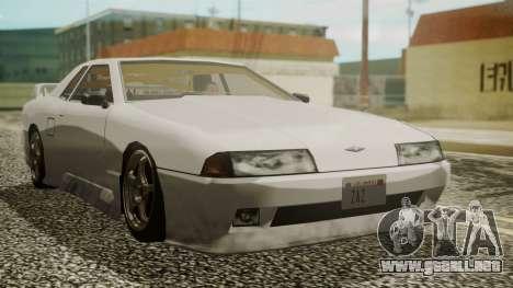 Elegy NR32 without Neon para GTA San Andreas