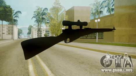 Atmosphere Sniper Rifle v4.3 para GTA San Andreas segunda pantalla