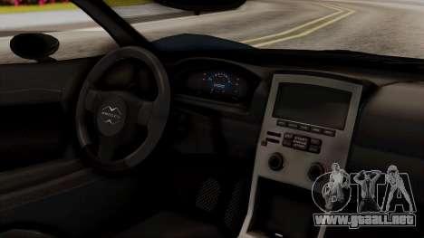 Citric Progen T20 para la visión correcta GTA San Andreas