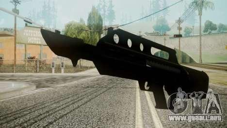 MK3A1 Battlefield 3 para GTA San Andreas segunda pantalla